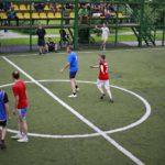 futbol i voleibol v parke sokolniki